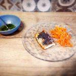 Filetti di salmone ai semi di papavero