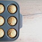 Muffin con grano cotto