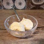 Gelato alla vaniglia (senza gelatiera)