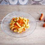 Fusilli alle carote