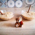 Crema pasticcera con farina di castagne