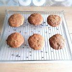 Biscotti al grano saraceno con gocce di cioccolato