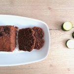 Plumcake con zucchine e cioccolato