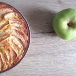 Torta di mele (di Santa lldegarda)