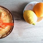 St. Clement's tart (crostata di San Clemente)