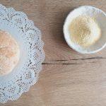 Pane al mais con lievito madre