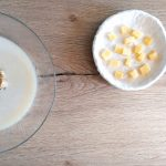 Minestrina leggera al formaggio (di Santa Ildegarda)