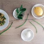 Asparagi alle erbe aromatiche