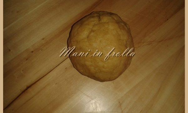 Pasta brisè per torte salate senza burro