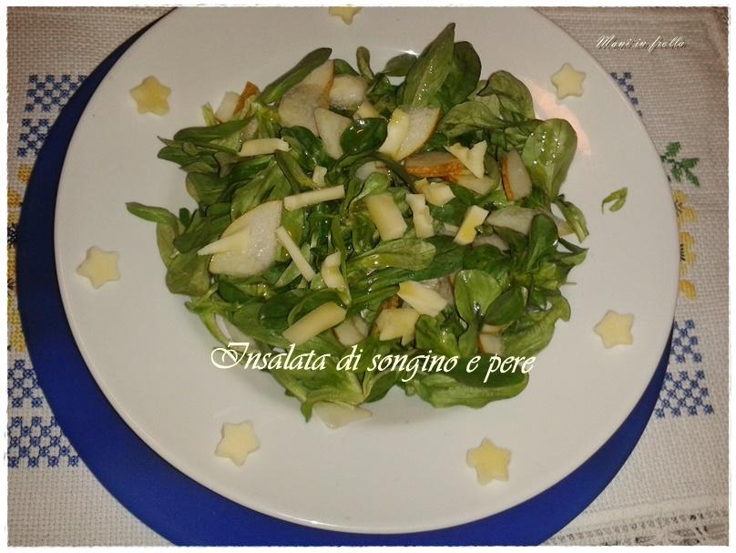 Ricerca ricette con insalata songino for Songino valeriana
