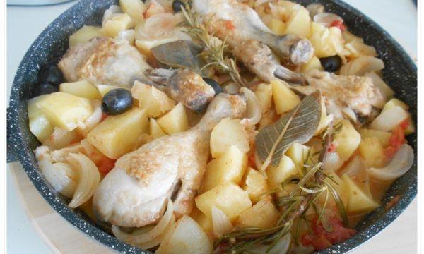 [:it]Pollo alla provenzale[:]