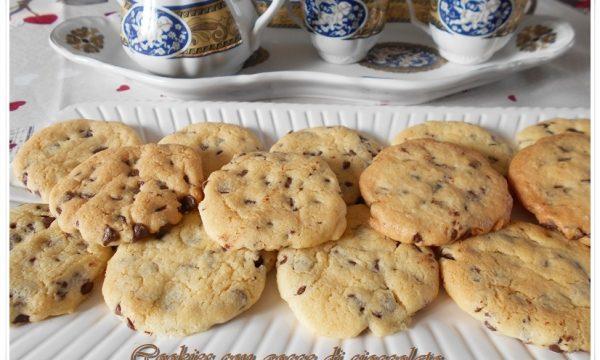 [:it]Cookies con gocce di cioccolato[:]
