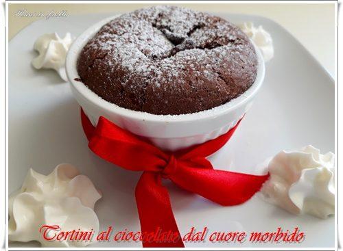 [:it]Tortini al cioccolato dal cuore morbido[:]