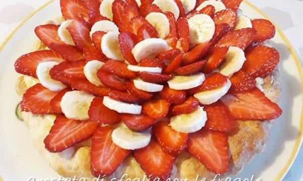 [:it]Crostata di sfoglia con fragole[:]