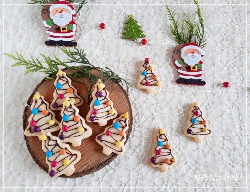 Biscotti natalizi decorati – friabilissimi