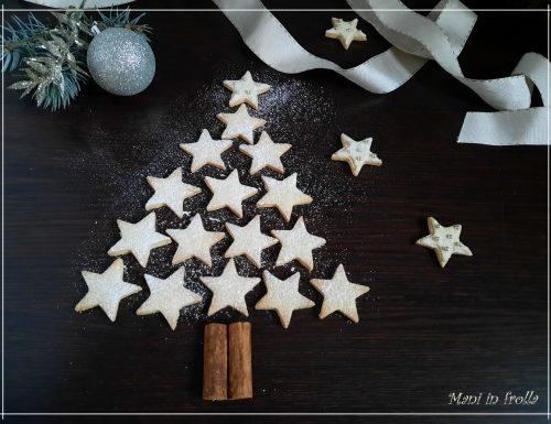 Biscotti stella – buoni e friabili