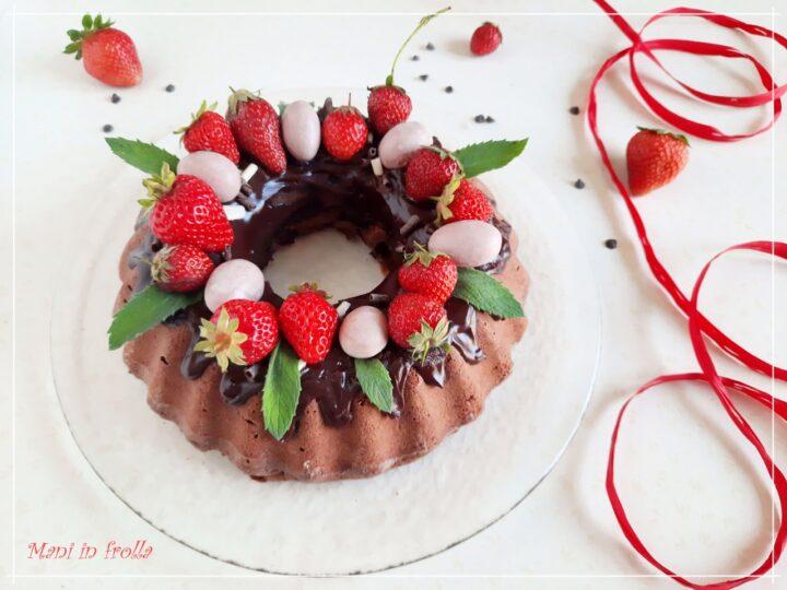 Torta al cioccolato fondente super golosa