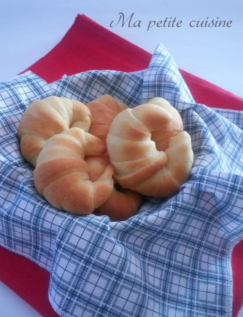 Soffici croissants