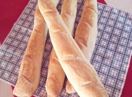 Baguettes, ricetta facile