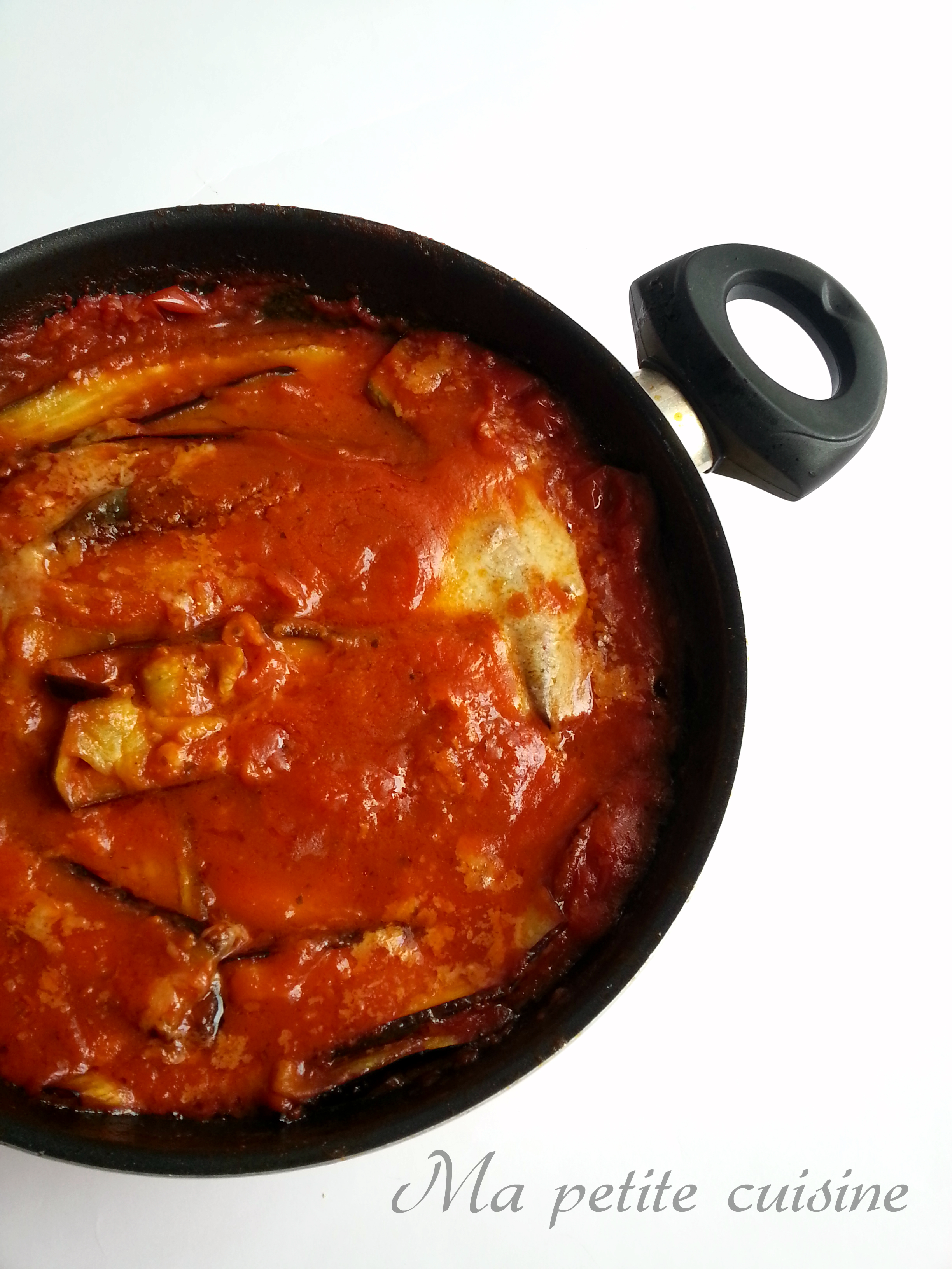 Melanzane alla pizzaiola ma petite cuisine - Ma petite cuisine by audrey ...