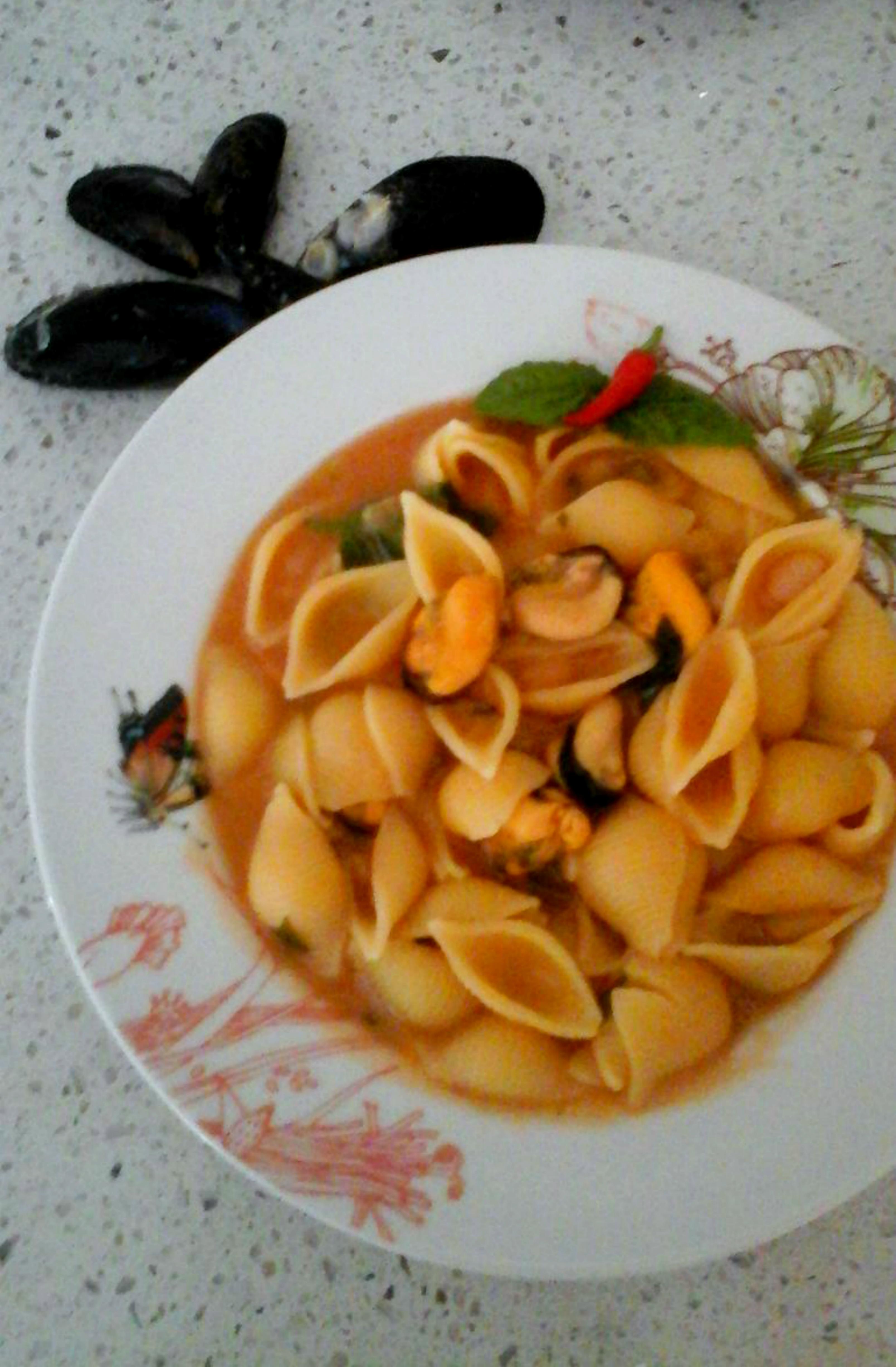 Ricette pasta e fagioli con cozze