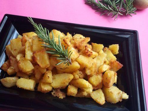 Patate sabbiose al parmigiano ricetta facile