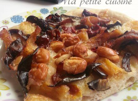 Pizza in teglia ortolana la mia versione