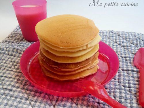 Pancakes, ricetta senza burro