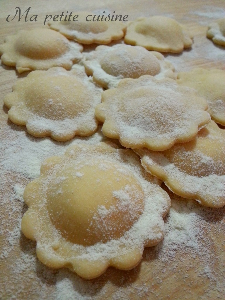 Pasta fresca all'uovo con semola rimacinata