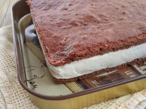 Torta fetta al latte ricetta semplice