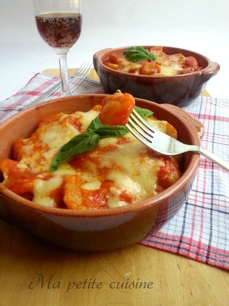 Gnocchi alla sorrentina a modo mio ma petite cuisine - Ma petite cuisine by audrey ...