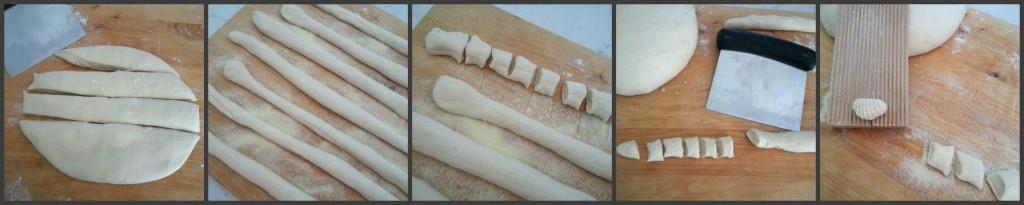 Gnocchi senza patate ricetta base