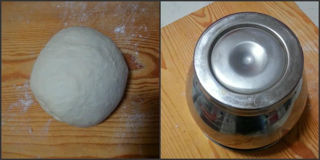 Pan bauletto con lievito naturale e water roux
