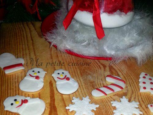 Biscotti di frolla per Natale