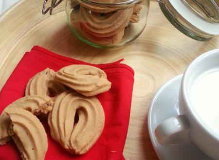 Biscottini al cappuccino