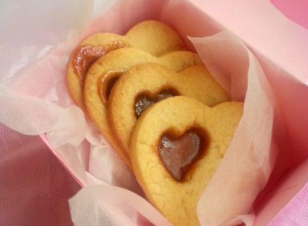 Biscotti per San Valentino