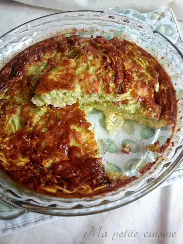 Frittata Leggera di Uova e Zucchine al Forno