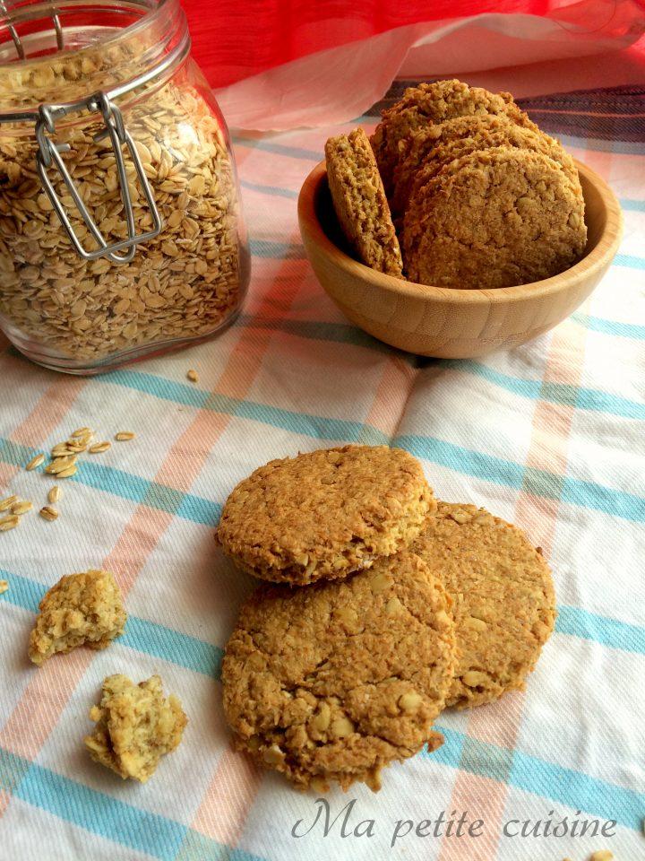 Biscotti simil grancereale Ricetta vegana