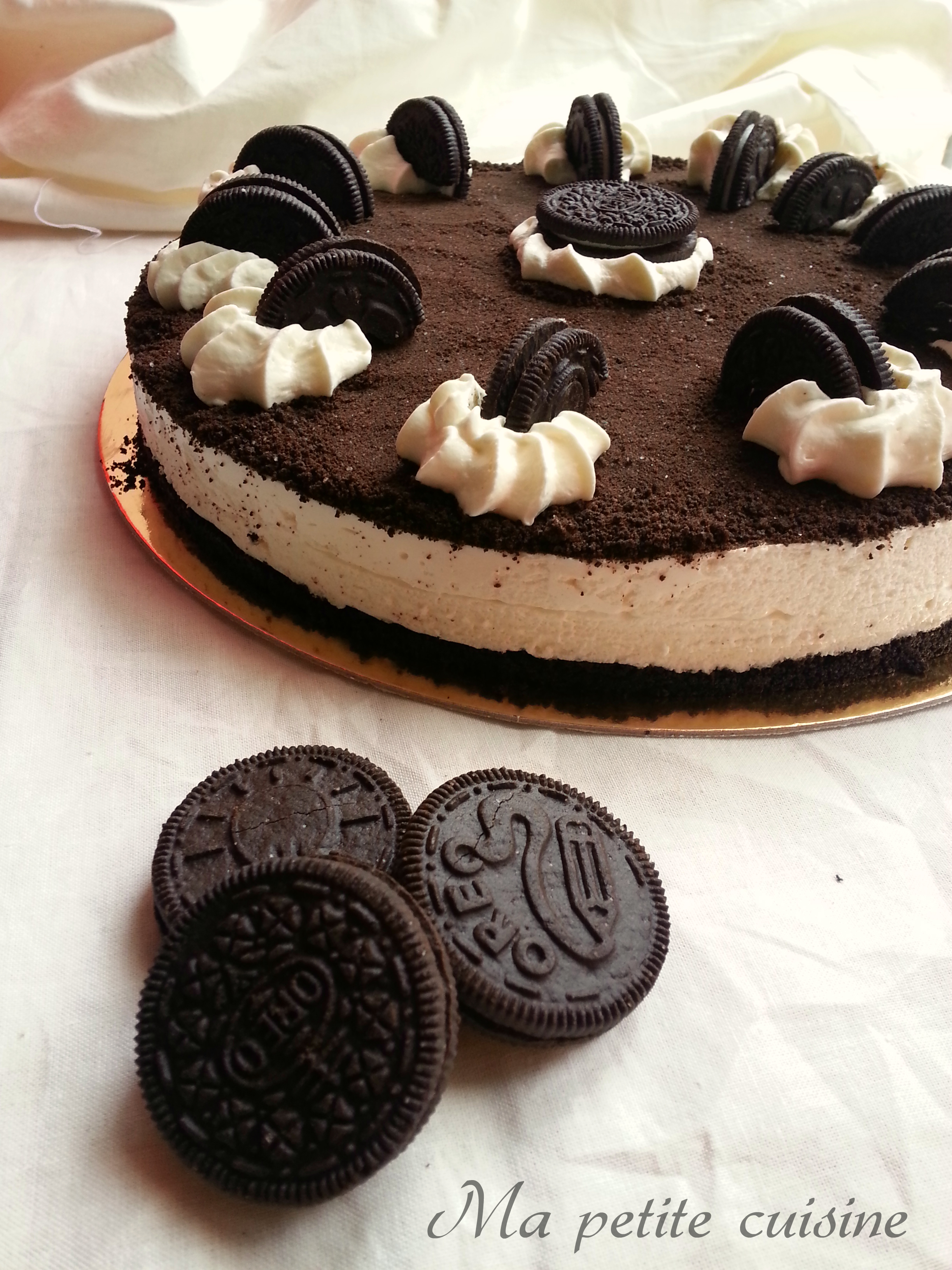 Oreo cheescake video ricetta