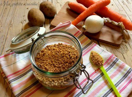 Dado vegetale granulare senza essiccatore