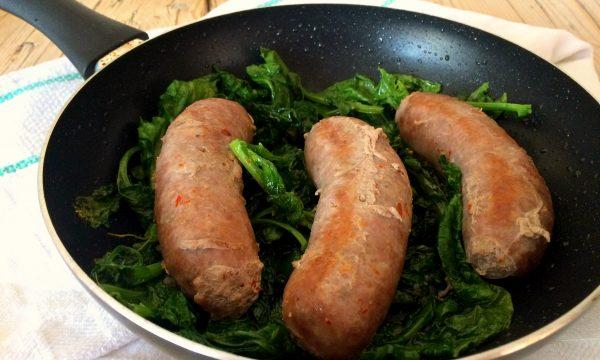 Salsicce e friarielli la mia ricetta