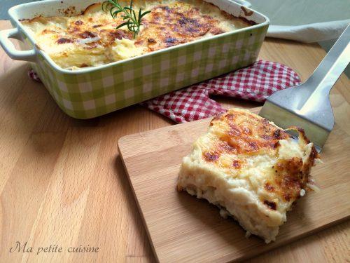 Parmigiana di patate cremosa video ricetta