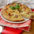 Pizza con lievito naturale