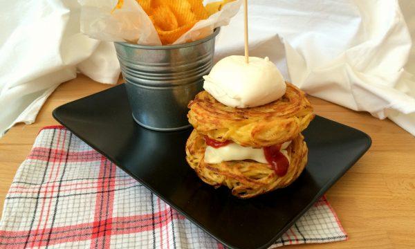 Hamburger alternativo video ricetta sfiziosa