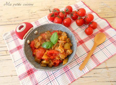 Melanzane a funghetto Video ricetta