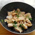 Filetto di pesce persico al profumo di limone
