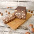 Torrone morbido alla Nutella