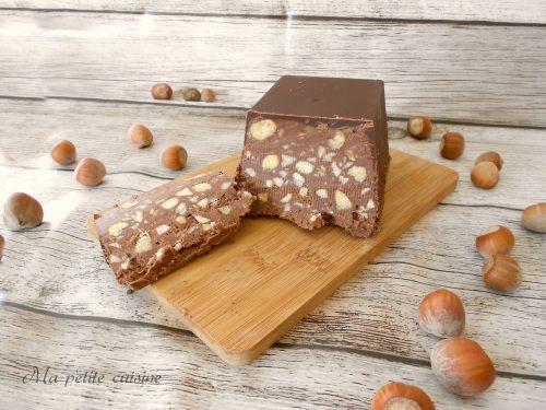 Torrone morbido alla Nutella ricetta golosa