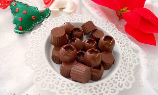 Cioccolatini alla Nutella idea regalo