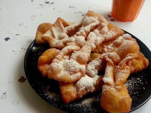Chiacchiere di Carnevale la mia ricetta
